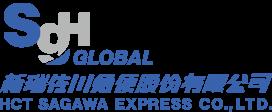 佐川logo